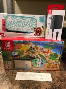 Nintendo Switch Console Animal Crossing New Horizon ...