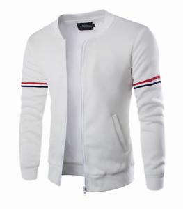 Simple-Men-039-s-T-shirt-Wild-Style-Jacket-Long-Sleeves-XS-3XL-Sweatshirt-JK57