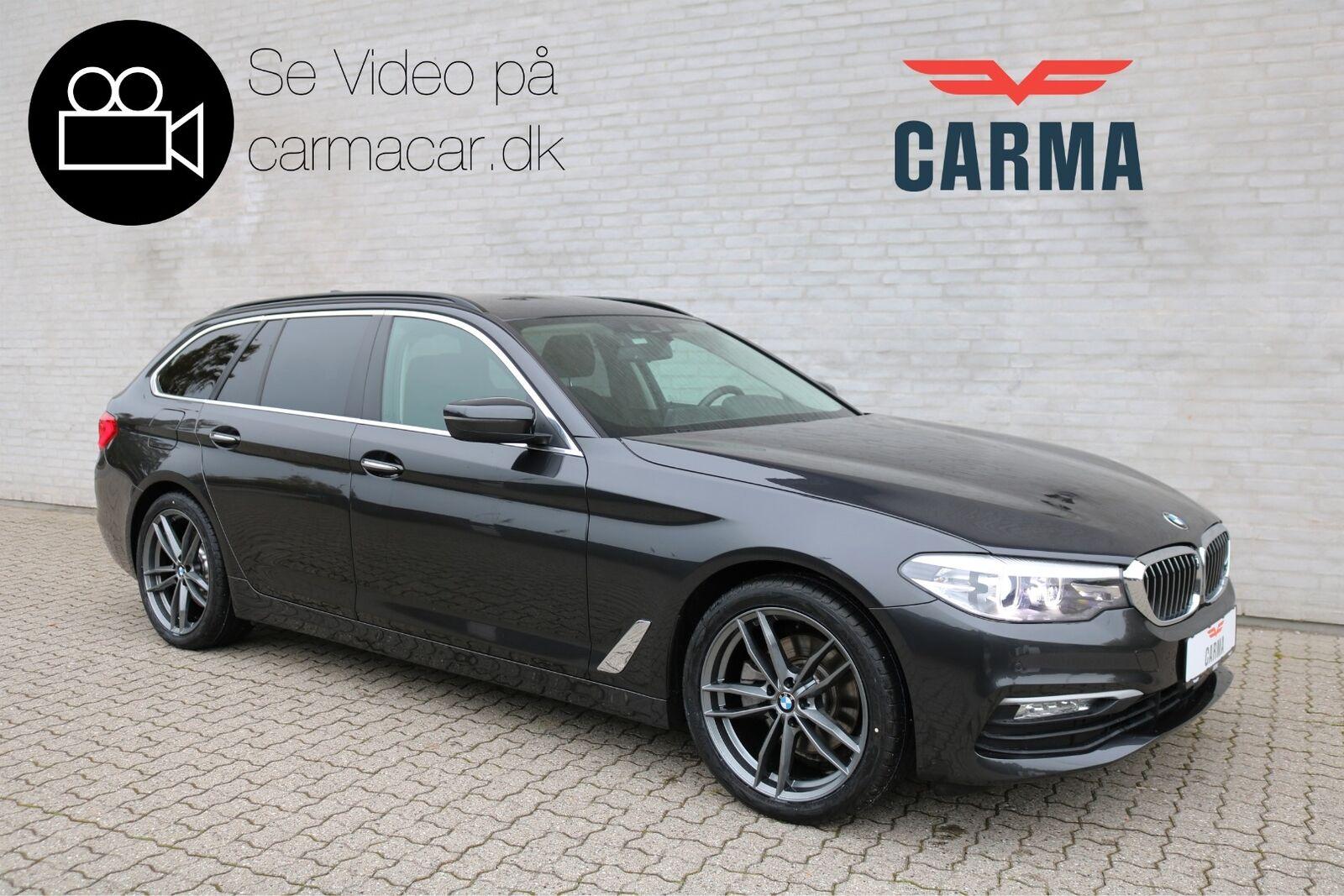 BMW 520d 2,0 Touring aut. 5d - 3.049 kr.