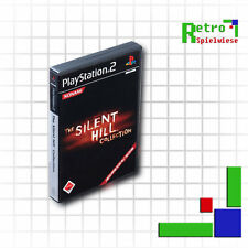 The Silent Hill Collection [PS2] [Compilation] [Komplett]