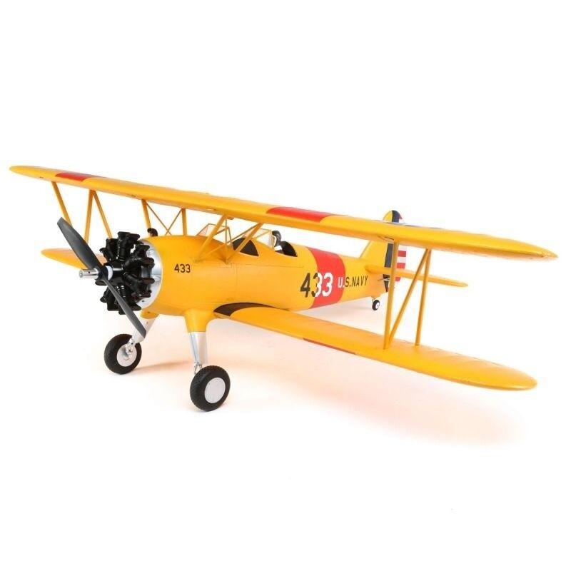 E-Flite pt-17 biplano 1.1m PnP-efl3375