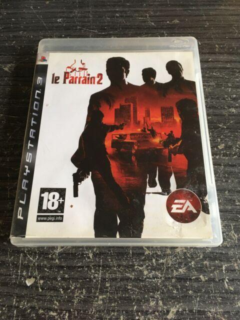 Jeu PS3 - Le Parrain 2