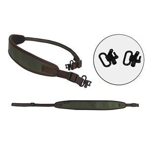 Tourbon-1680D-Rifle-Sling-Gun-Strap-1-034-QD-Swivels-Tactical-Military-Shooting