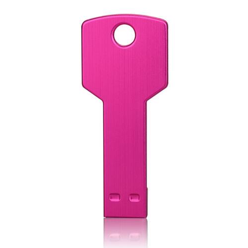 5pcs//lot Metal Key 1GB-16GB USB Flash Drives Flash Memory Drive Thumb Pen Stick