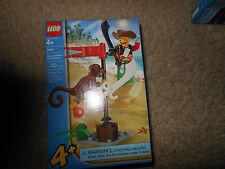 LEGO 7080 Pirates Junior Harry Hardtack & Monkey New Sealed Retired MISB