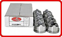 85-97 Chevrolet Gm 427 7.0l Ohv V8 (8)dish-top Pistons 030 040 060