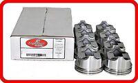 85-97 Chevrolet Gm 427 7.0l Ohv V8 (8)dish-top Pistons 030 040 060