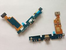 Toma de carga Charger conector cable flex Flex Cable Micrófono MIC del reg lg optimus g e970
