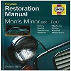 Morris Minor and 1000 Restoration Manual by Lindsay Porter (Hardback, 2001)