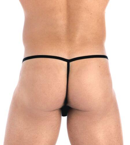 GREGG HOMME BOYTOY Mens String Black Herren String Tanga De Los Hombres 95014 34
