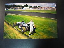 Photo West McLaren Mercedes MP4/12 1997 #9 Mika Hakkinen (FIN)