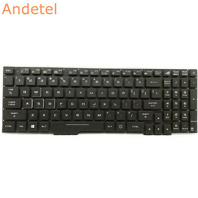 Asus Rog GL553 GL553V GL553VD GL553VW Laptop US Keyboard Backlit V156362DS1
