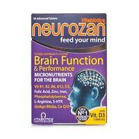3 X Packs Neurozan - Neurozan 30 Tablet