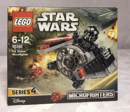 NEUF LEGO 75161 Star Wars-TIE Striker Microfighters