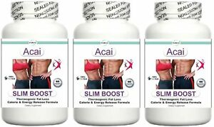 3-Fat-Burner-Energy-Boost-Diet-Pills-Training-Aid-Lean-Muscle-Stomach-Fat-Toning