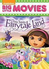 Dora Saves Fairytale Land (DVD MOVIE) BRAND NEW