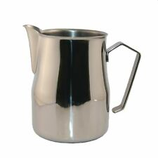 Stainless Steel Milk Cream Jug 10oz Catering Restaurant Cafe Tableware SS jug