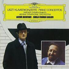 Carlo Maria Giulini - Liszt: Piano Concertos Nos.1 & 2 [New CD] Shm CD, Japan -