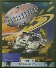 Jupiter`s Masterdrive Atari ST in Folie NEU OVP NEW BOX