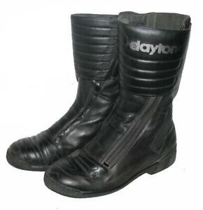""" DAYTONA "" Motorradstiefel / Biker- Stiefel / Boots in schwarz ca. 40,5"