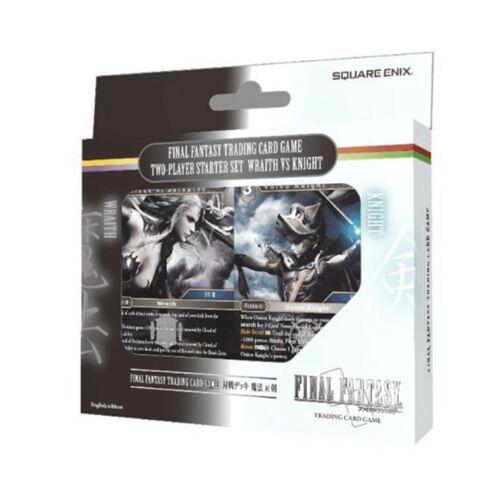 Final Fantasy 2-Player Starter Set Wraith vs Knight