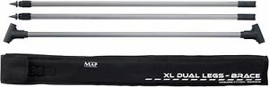 MAP-Dual-Pole-Roller-Long-Leg-Set-Course-Carp-Fishing-Accessories