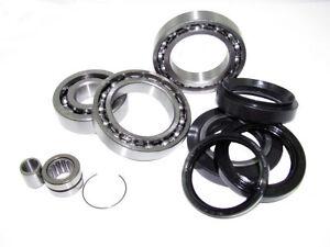 All Balls FRONT Differential Bearing Seal Kit Suzuki LTF4WDX KING QUAD 300 91-98
