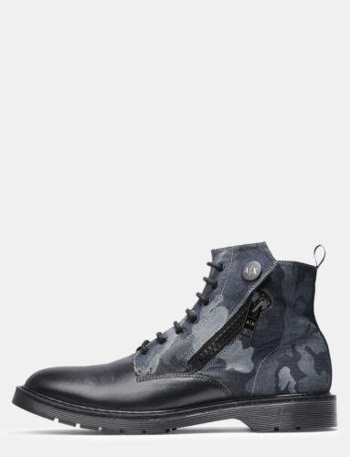 A Exchange Marine Authentique Fermetureclaire Camouflage X Armani 1EwZ6qg
