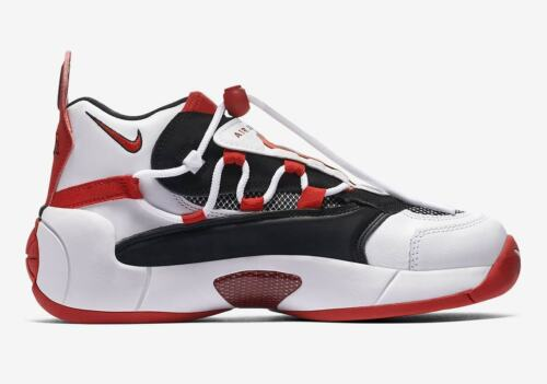Womens Air 5 3 100 Nike 36 Black Swoopes Size 5 White 917592 Red Eur Ii rYPrqx5
