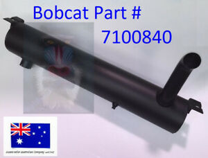 Mophorn 7100840 Muffler System for Bobcat Skid Steer Loader/ 751 753 763 773 7753 S130 S150 S160 S185 T140