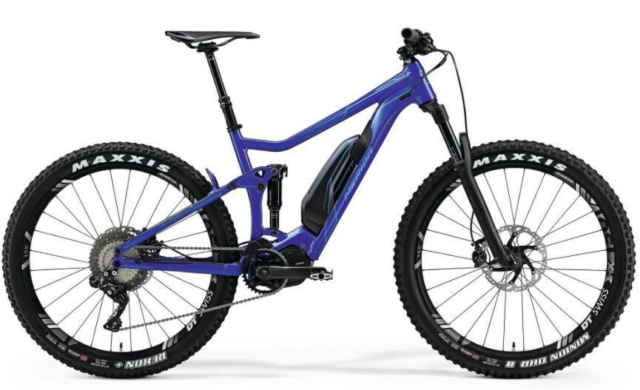 Merida eOne-Twenty Steps 900E LTD , anden mountainbike,…