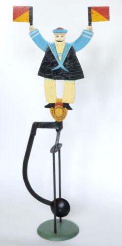 Die Königin G661: Balancefigur Handarbeit Pendelfigur