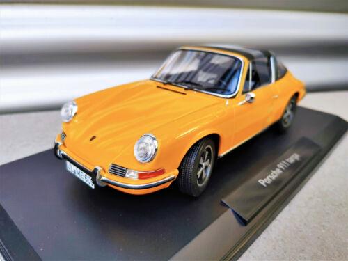Porsche 911 E Targa 187633 Norev 1:18 NEW