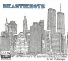 To the 5 Boroughs [Clean] [Edited] [Digipak] by Beastie Boys (CD, Jun-2004,...