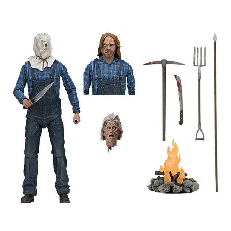 Neca-Friday The 13th - 7  Scale Figura Azione-Ultimate parte 2 Jason