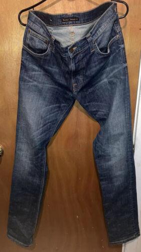 Nudie jeans 33x34 Men