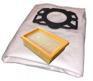 1x-Filter-5-10-15-20-Beutel-geeignet-fuer-Kaercher-KNT-4