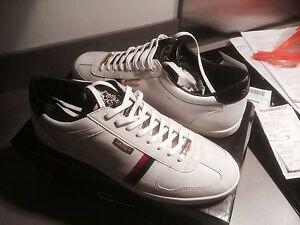 da taglia New flash di 11 Pep cruyff con blu boxed scarpe ginnastica 45 bianco rosso fOwZxAEqWZ