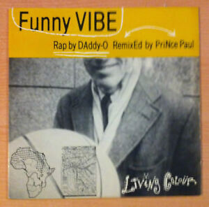 LIVING-COLOUR-034-Funny-Vibe-034-Vinyl-Ep-12-034-Epic-49-73107-1988-US