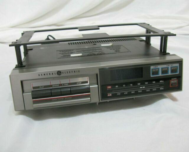 Vintage 1980s Ge General Electric Under Cabinet Am Fm Radio
