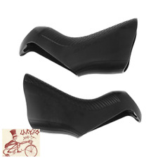 Shimano Dura-Ace Bicycle ST//R9150 Di2 STI Bike Lever Hoods Black Pair