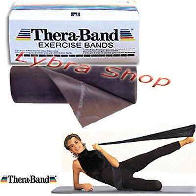 Thera-Band FASCIA ELASTICA ORO 1,5m MAX FORTE banda elastico Fitness Sport