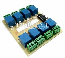 8 Channel Drived 5volt ULN2803 12v Relay Board Module For Raspberry Pi Ardui