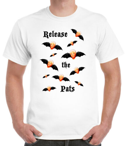 Release The Pats T-Shirt Pat Butcher Tribute