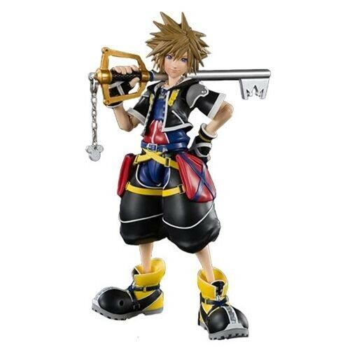 Bandai Tamashii Nations Kingdom Hearts Ii Sora SH Figuarts Figura De Acción
