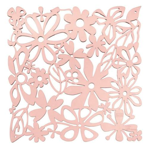 Koziol Alice Raumteiler Dekoelement 4er Set Dekovorhang Deko Powder Pink 27 cm