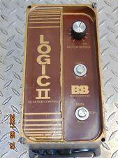 B Amp B Logic Ii Lgc1 1hp Motor Speed Control Dc Drive