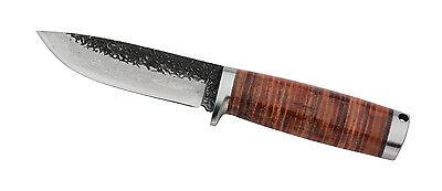 Ganli Handfertiges Gürtelmesser, Outdoor Messer, Jagdmesser, Sammlerstück (011) Mild And Mellow