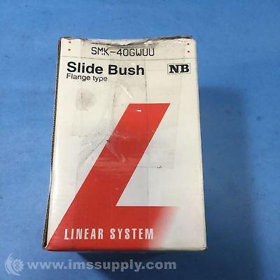 SMA30GWUU NB 30mm Slide Bush Bushings Motion Linear Bearings 21207
