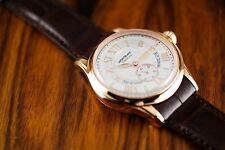 Montblanc Villeret 1858 Seconde Authentique LE Rose Gold Watch - New & Unworn!!